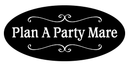 Plan A Party Mare – Full Service Wedding Planning, Party Planning & Catering Services – Tristate, Manhattan and Long Island, NY Logo